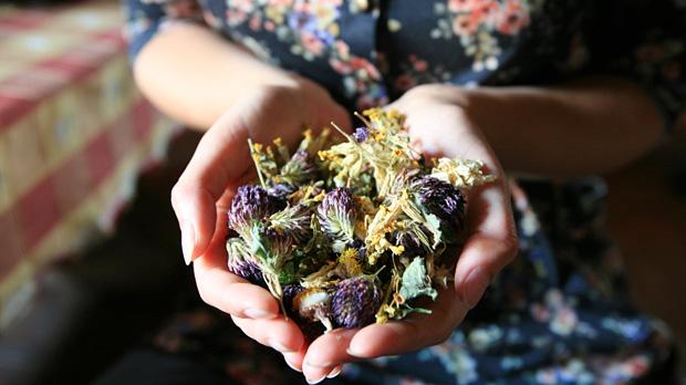 Herbal Tea's