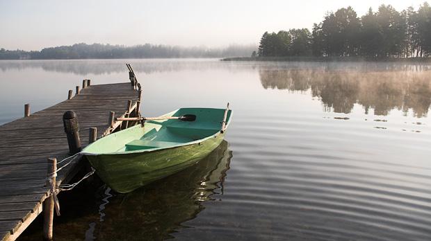 Atpūta pie Zvirgzdu ezera