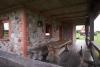 Viesu nams Ezermaļi pie Zvirgzdu ezera, Kurzemē. Terase