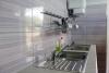 Virtuve jaunajā dušas mājā