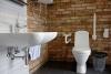Invalīdu tualete jaunajā dušas mājā