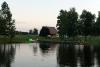 Jaunais Viesu nams Ezermaļi Kurzemē, Zvirgzdu ezera krastā