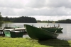Laivu noma Zvirgzdu ezerā
