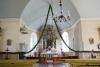 Alsungas Svētā Miķeļa baznīcas altāris