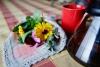 Zāļu tējas pirms pirts rituāla