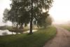 Atpūtas vieta Ezermaļi Kurzemē pie Zvirgzdu ezera