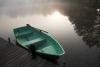 Zvirgzdu ezers Kurzemē. Laivas