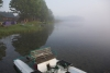 Ūdens velosipēdu noma. Zvirgzdu ezers Kurzemē