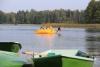 Jaunie Pelican Sunkiss velokatamarāni Ezermaļos