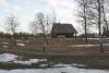 Jaunais Ezermaļu viesu nams ziemā