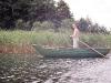 Makšķerēšana Zvirgzdu ezerā, 20.gs. beigās