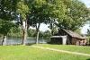 Skats uz Zvirgzdu ezeru no saimnieku mājas