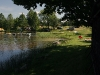 Atpūtas vieta Ezermaļi Kurzemē. Zvirgzdu ezers
