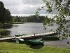 Zvirgzdu ezers. Laivu noma