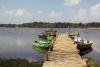 Vasara pie Zvirgzdu ezera