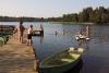 Vasara Zvirgzdu ezerā